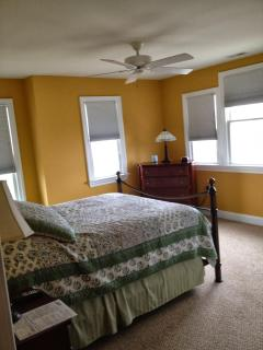 Master Bedroom (1 Queen)