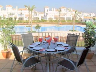 2 BEDROOM 2 BATHROOM HOUSE OVERLOOKING A 35 METRE POOL AT LA TORRE MURCIA SPAIN., Roldán