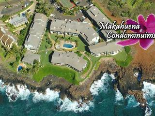Makahuena 2202: Beautiful 3br condo, spacious inside, view, close to beach., Poipu