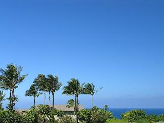 Cliffs 4209: Attractively remodeled, affordable, ocean view, many amenities, Princeville