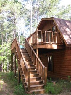 Guest House, Exterior and Deck