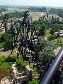 Mirabilandia Theme Park (7 Km.)