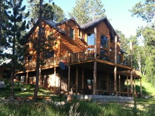 Luxury Cabin in the Black Hills of South Dakota