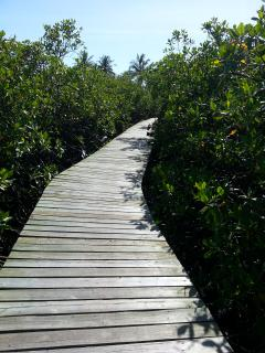 mangue way to the beach private