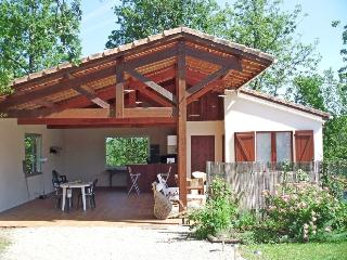 MODERN OPEN ASPECT CHALET - Lot et Garonne