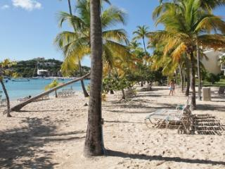 CARIBBEAN Beachfront Condo,Georgeous Views, Elysian Beach $200 a night 9/1-10/31