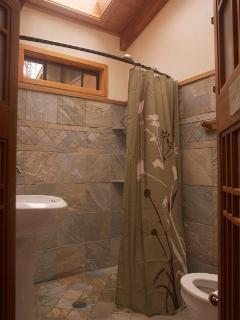 Hiker's Retreat shower