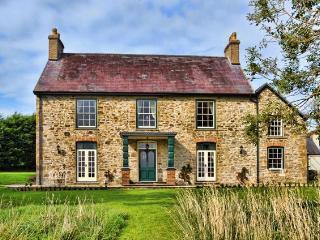 Georgian farmhouse in the heart of Pembrokeshire