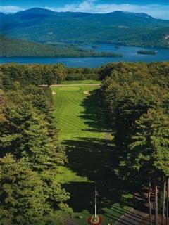 Or play golf at The Sagamore