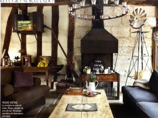 Blacksmiths's atelier featured in Spanish Vogue, Les Andelys