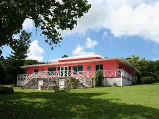 Pink House St Croix, Christiansted