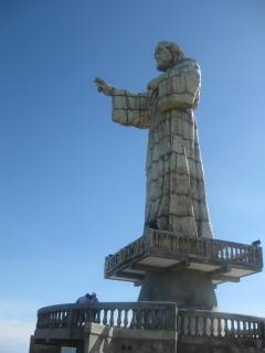 Statue in nearby San Juan del Sur