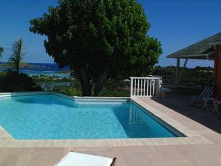 An attractive and peaceful villa high above Cul de Sac beach WV VEN, St. Barthelemy