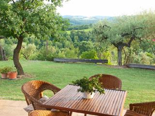 Country House Nazzano in Chianti area near S.Gimignano (from 2 to 10 people)