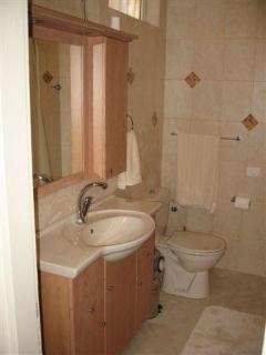 Bathroom - spic and span