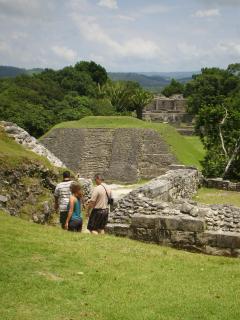 Maya Ruin Adventure