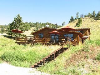 Bangtail Cabin, Livingston