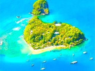 Young Island - Duvernette Suite - St.Vincent, St. Vincent