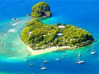 Young Island - Luxury Cottages - St.Vincent, Saint-Vincent