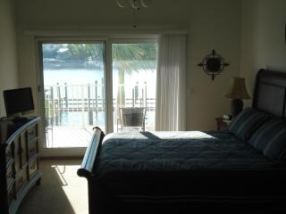 Master Bedroom - access to balcony and large ensuite with jacuzzi