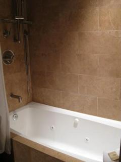 The Loft, Master Spa Bathroom with jetted tub!