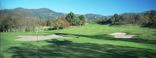 Golf at Montecatini