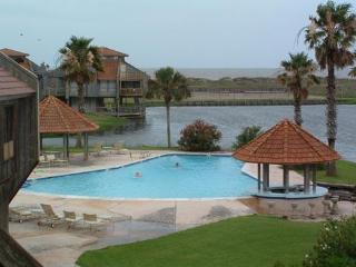 Bahia de Matagorda (Matagorda Dunes) condo # 2.  On the Gulf of Mexico