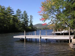 Pet-Friendly, 4-Season Winnipesaukee NH Lakefront