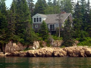 Pauls Cottage @ Seaside Cottages, Mt Desert Acadia, Southwest Harbor