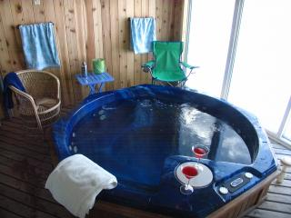 Home w/Hot Tub-Golf, Rafting, Fishing, Adventure !, Blakeslee