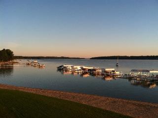 Lake Charlevoix Luxury 3BR Waterfront Condo - w/ Beach & Boat Slip