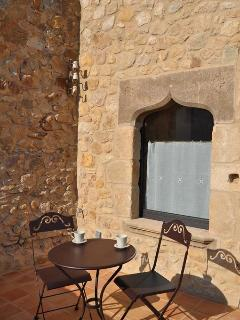 Can Caranta_Catalina House_Bedroom's Terrace