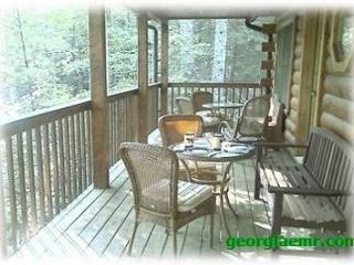 Skip's-Is a charming, log cabin in the heart of the mountains * Vogel