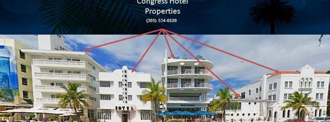 The Five Building Congress Hotel Condominium