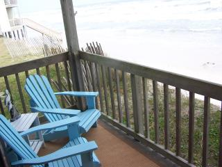 Gotta have those chairs on the beach....these stay on the balcony please!