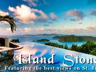 Catherineberg's Most Luxurious Villa Island Stones, Virgin Islands National Park