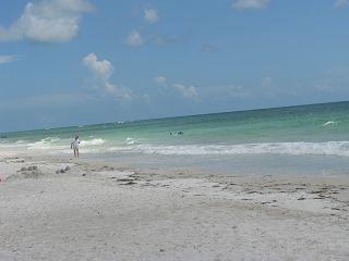 wonderful beach in walking distance