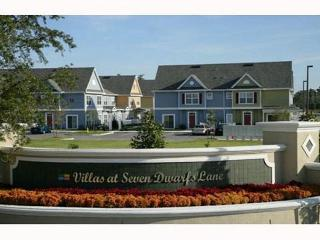3 Bedrooms 2 Bathrooms Townhome at The Villas at Seven Dwarfs (ma), Kissimmee