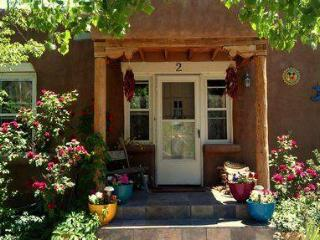 Freeman's Cottage, Santa Fe