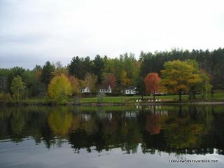 Lakeview Cabins, Barton, VT  Crystal Lake
