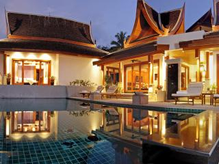 Four bedroomed villa in beautiful Phuket, Thailand, Cherngtalay