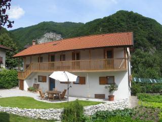 hise LEBAN : Leban self-cattering holiday house, Tolmin