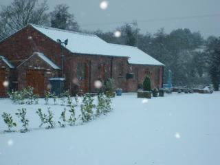 Blakeley Barns  ( Holiday Cottage/Accommodation), Stoke-on-Trent