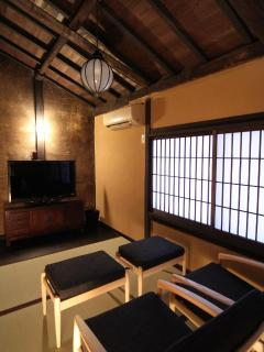 Lounge room / Tatami Bedroom