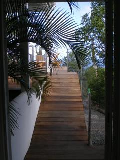 Entrance outdoor (Bedroom2)