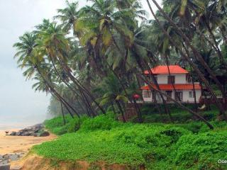 Kerala Seaside Getaway - Ocean Hues Beach House