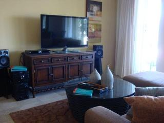 Flat screen HD TV's with Blu Ray / DVD and IPOD docks in all rooms