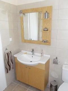 Vaniety unit in Bathroom