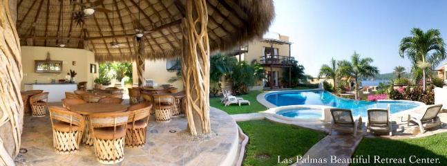 Main Palapa & Poolside Lounge