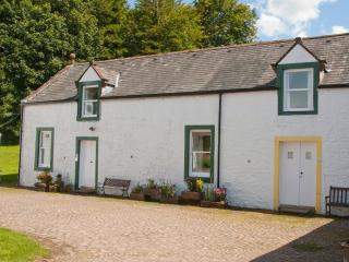 Otter Cottage, at Real Farm Holidays, Kirkwood - recently converted 3Star house